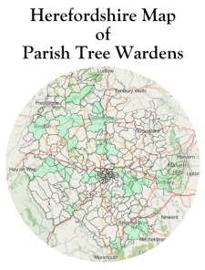 TW Parish Map icon